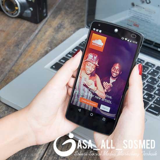 Jasa Tambah Downloads Soundcloud