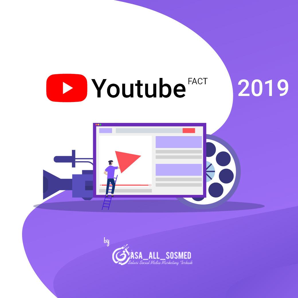 Youtube memiliki beberapa fakta unik, ini adalah beberapa diantaranya