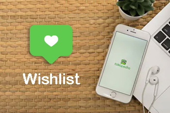 Jasa Wishlist Tokopedia