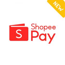 Bayar via ShopeePay Aktif