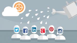 minim komunikasi dengan followers